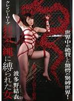 狂熱繩縛 紅繩緊縛女 波多野結衣