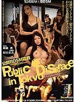 公開BDSM調教 櫻咲姬莉 神納花